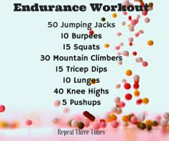 Endurance Workout