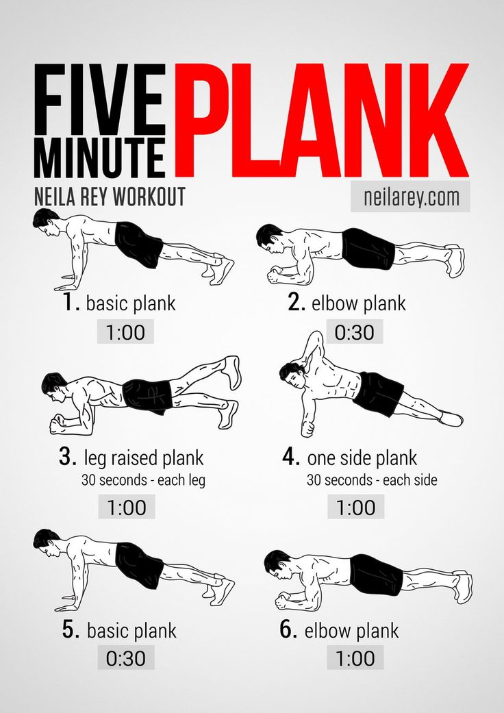 Core Workout 1