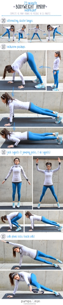 25-minute-bodyweight-amrap-workout